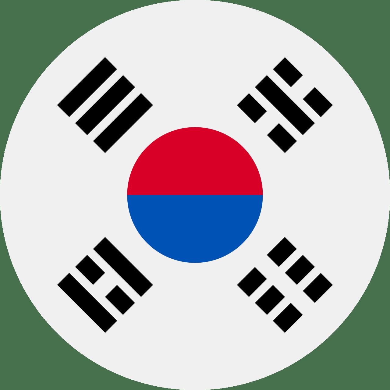 корейский
